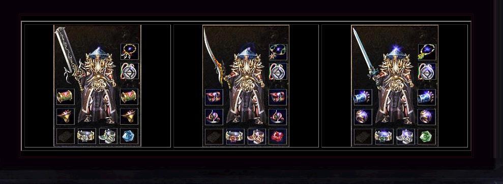 1.80王者战神复古版本_冰封领域_HERO引擎
